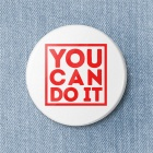 Значок «YOU CAN DO IT» B560478